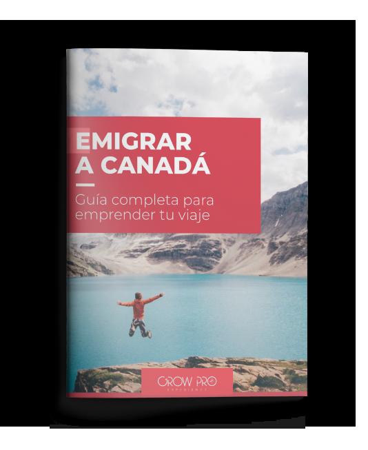 [ES][MOCKUP] Guía Emigrar a Canadá